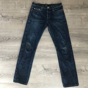 New Standard Men's Selvedge Jeans Tagged Size 31.